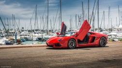 OGara LJ Red Aventador-7